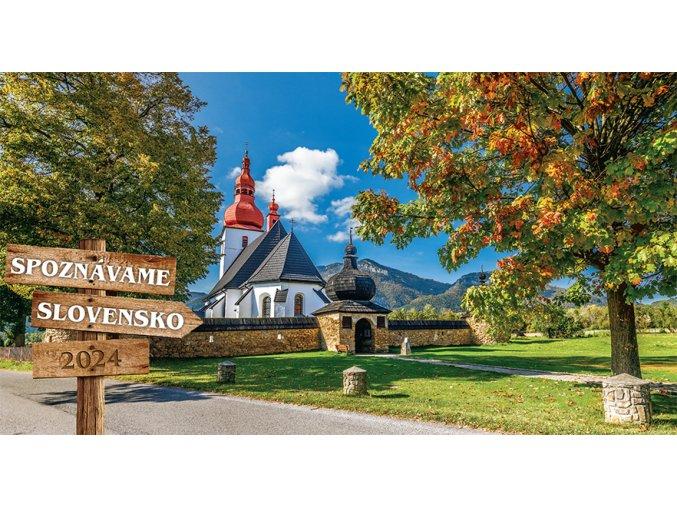 Spoznavame Slovensko OB
