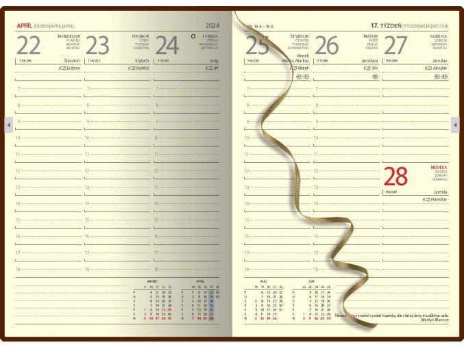 Venetia Manger modry 2020