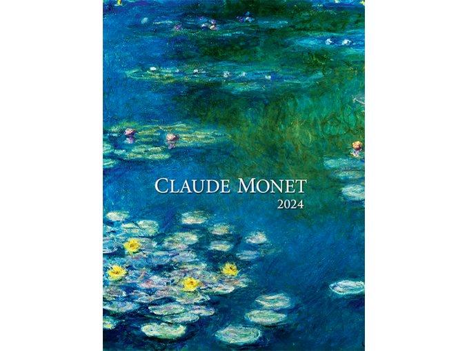 Nastenny kalendar Joso Claude Monet OB 420x560