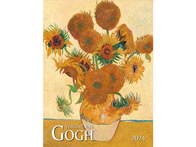 Nastenny kalendar Joso Vincent Van Gogh OB 420x560