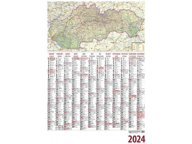 P07 Planovaci Kal 2019 Mapa KAT
