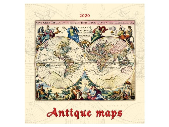 Antique Maps OB 420x420 (Small)