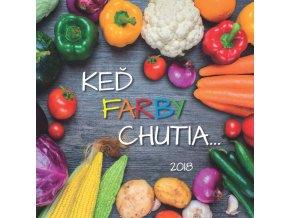 Nastenny kalendar Joso Ked farby chutia OB 330x330