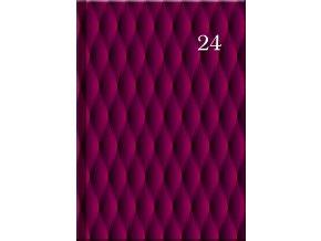 PRINT pracovny Folk Blue 2020