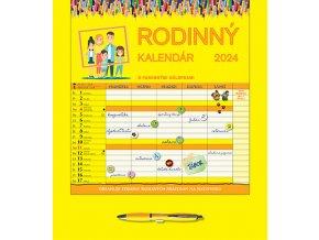 Nastenny kalendar Joso Rodinny kalendar OB 275x300 2018