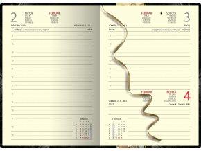 Joso diare Print 2018 Blue denny