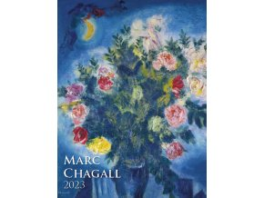 Nastenny kalendar Joso Marc Chagall OB 420x560