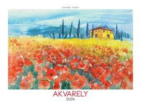 Nastenny kalendar Joso Akvarely OB SK 485x340
