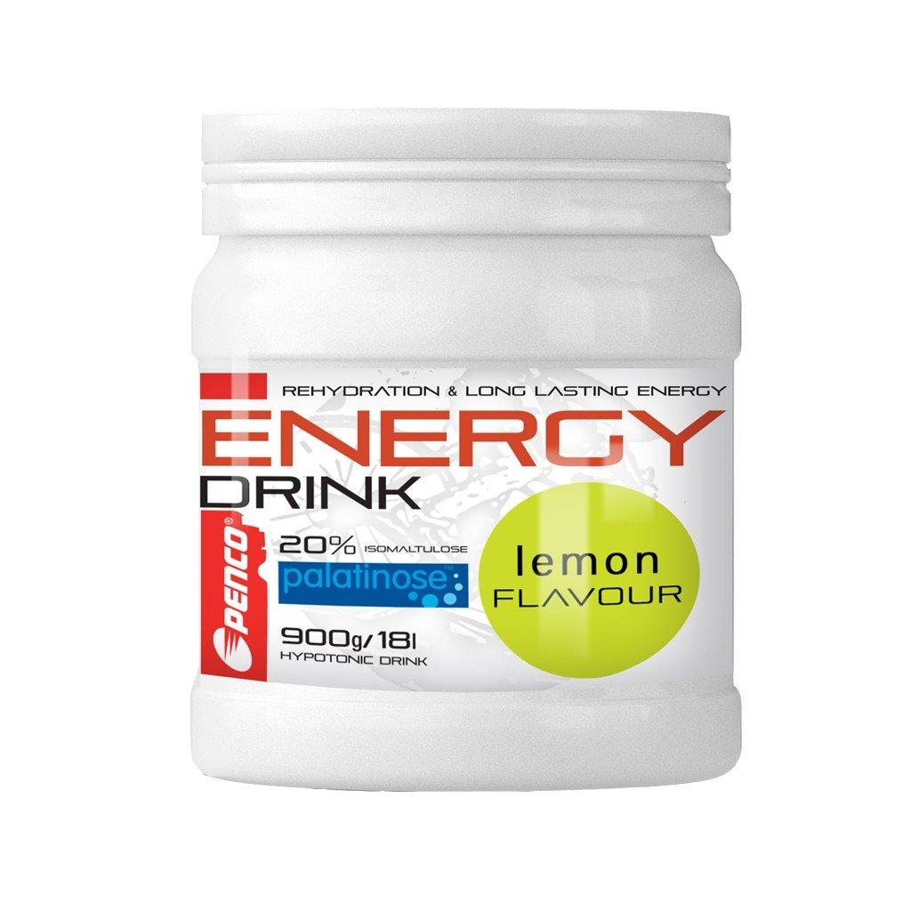 PENCO Iontový nápoj ENERGY DRINK | 900g | Citron