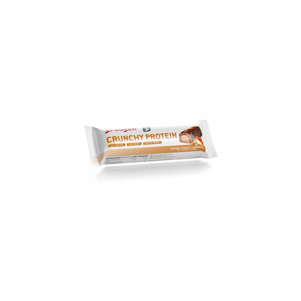SPONSER CRUNCHY PROTEIN BAR 50 g peanut