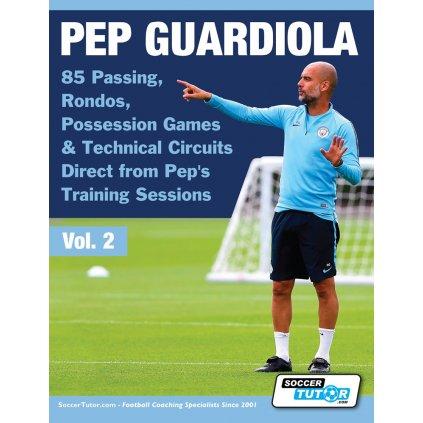 PEP GUARDIOLA - díl 2: Přihrávání, Rondos, Poziční hry a další cvičení...