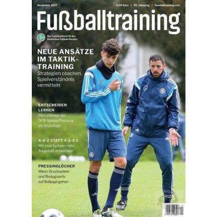 Časopis Fussball Training - roční předplatné