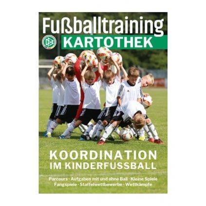 Kartotéka - Koordinace ve fotbale u dětí
