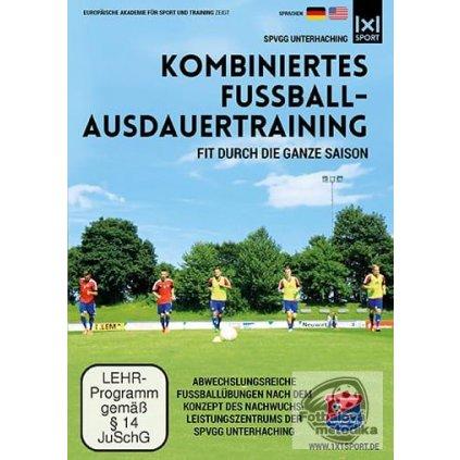 DVD: KOMBINACE FOTBAL - VYTRVALOSTNÍ TRÉNINK