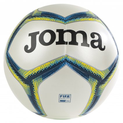 FOTBALOVÝ MÍČ JOMA FIFA PRO HYBRID GIOCO | BÍLÁ-SVĚTLE MODRÁ