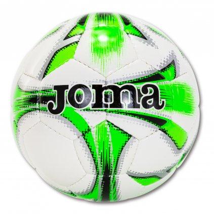 Fotbalový míč Joma DALI SOCCER BALL BÍLÁ-ZELENÁ FLUO
