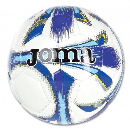 Fotbalový míč Joma DALI SOCCER BALL BÍLÁ-TMAVĚ MODRÁ