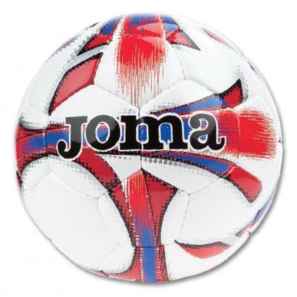 Fotbalový míč Joma DALI SOCCER BALL BÍLÁ-ČERVENÁ