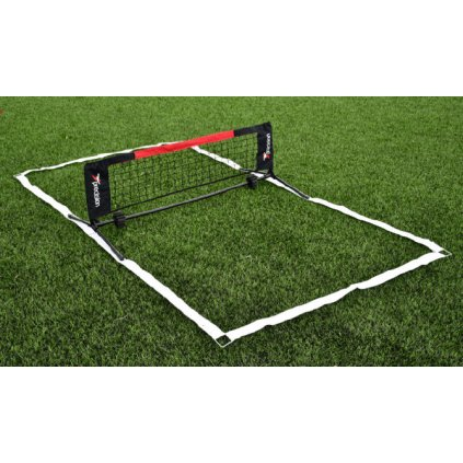 PRECISION MINI FOOT TENNIS SET
