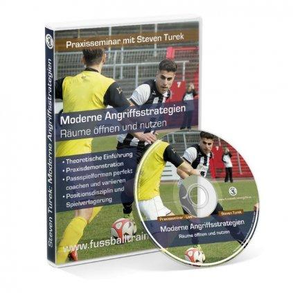 DVD: Moderne Angriffsstrategien