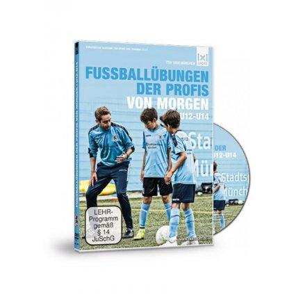 DVD: PROFESIONÁLNÍ TRÉNINK U12 - U14