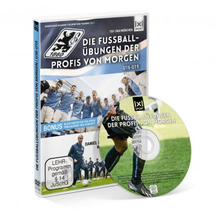 DVD: PROFESIONÁLNÍ TRÉNINK U16 - U19