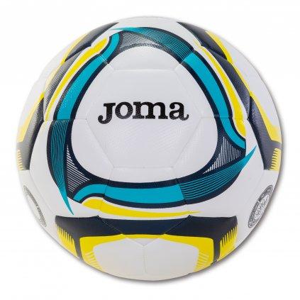 Fotbalový míč odlehčený HYBRID SOCCER 350g MODRÁ (Velikost 5)