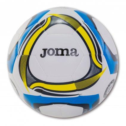Fotbalový míč odlehčený Joma HYBRID SOCCER 290g MODRÁ (Velikost 4)