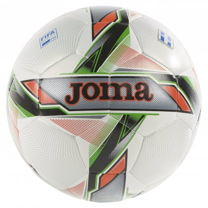 Futsalový míč Joma GRAFITY HYBRID BÍLÁ-ZELENÁ