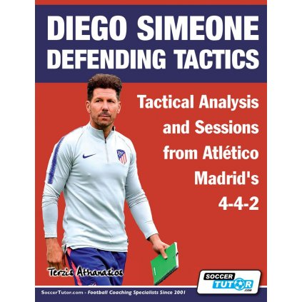 DIEGO SIMEONE DEFENDING TACTICS - TACTICAL ANALYSIS AND SESSIONS FROM ATLÉTICO MADRID'S 4-4-2