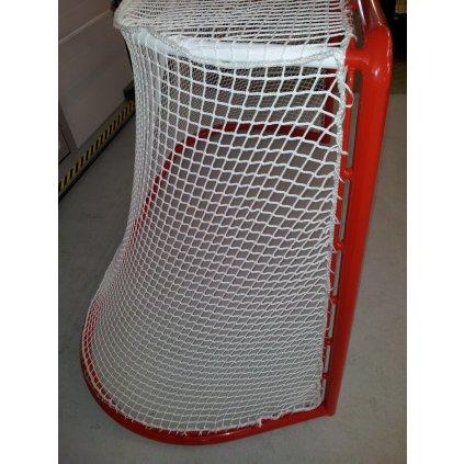 Hokejová branková síť Canada PES 4,2 mm, oko 30 mm, extrasilná