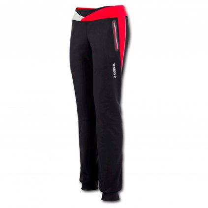 172940 dlouhe kalhoty joma elite v cerna cervena