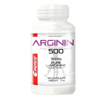 PENCO Aminokyselina L-ARGININ | 120 tob