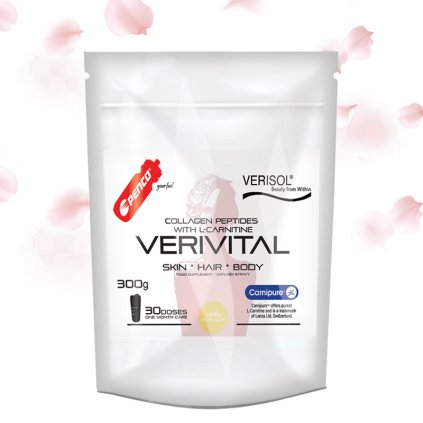 PENCO Kolagenní peptidy na pleť VERIVITAL | 300g |  Vanilka
