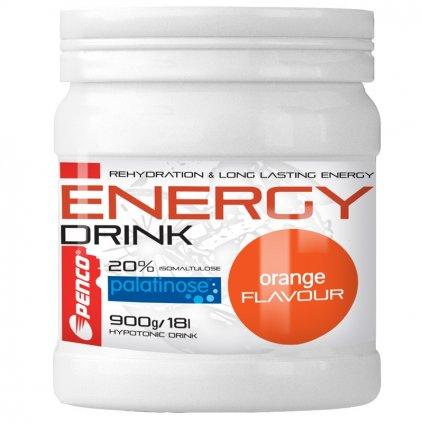 PENCO Iontový nápoj ENERGY DRINK | 900g | Pomeranč