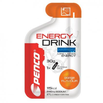 PENCO ENERGY DRINK | 30g | Pomeranč | 20 KS BOX