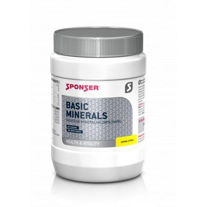 SPONSER BASIC MINERALS | 400g