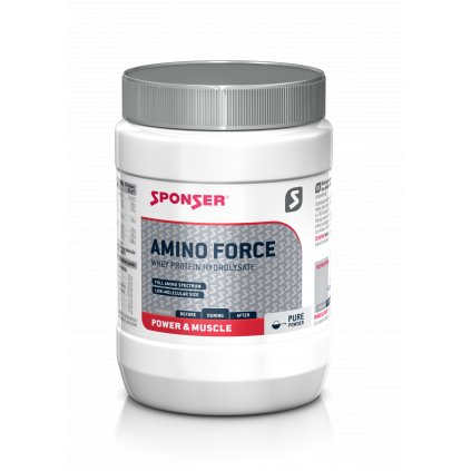 SPONSER AMINO FORCE (WHEY PROTEIN HYDROLISAT)   250g