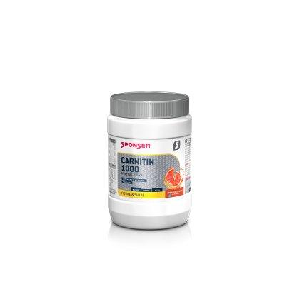 SPONSER CARNITIN 1000 MINERALDRINK | 400g | Red Orange