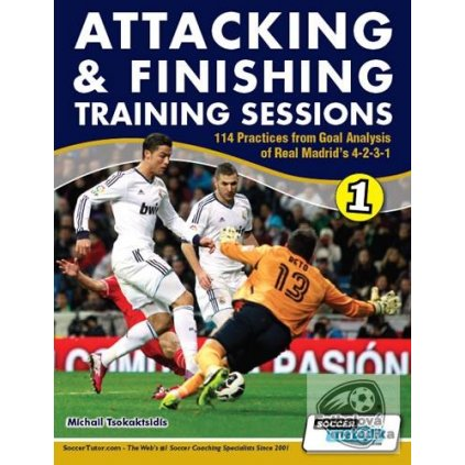 ATTACKING & FINISHING TRAINING SESSIONS