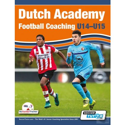 DUTCH ACADEMY FOOTBALL COACHING U14-15
