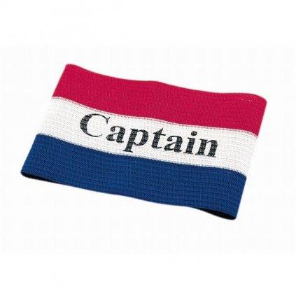 KAPITÁNSKÁ PÁSKA CAPTAINBAND II | ČERVENÁ-BÍLÁ-MODRÁ