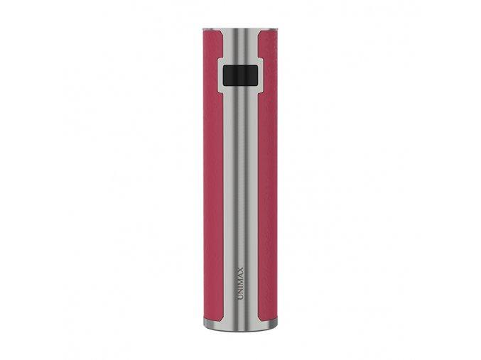 baterie-joyetech-unimax-22-2200mah-cervena-stribrna