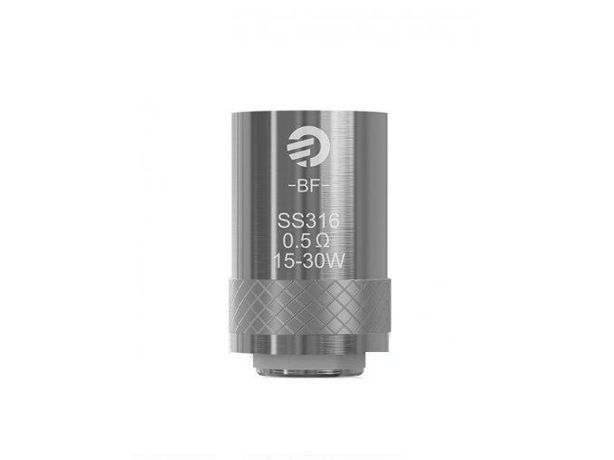 Joyetech Žhavící tělísko BF SS316 pro Cubis / eGo AIO 0,5ohm 1ks