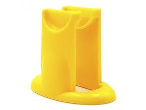 fidget-spinner-stojanek-holder-zluty