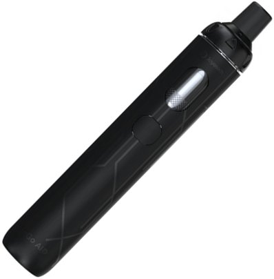 Joyetech eGo AIO elektronická cigareta 10th Anniversary Edition 1500mAh Černá 1ks