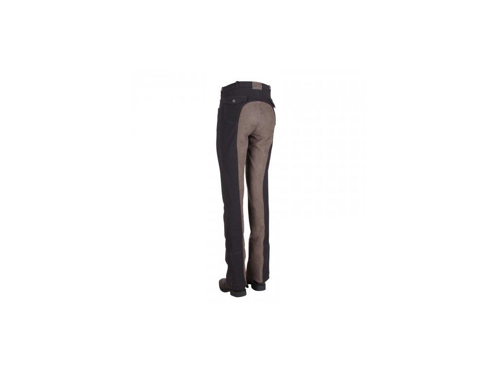 Dámské pantalony ELT Denver, hnědé