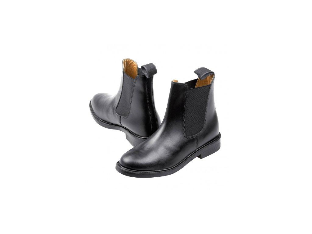 Jezdecká perka / boty  ELT CLASSIC