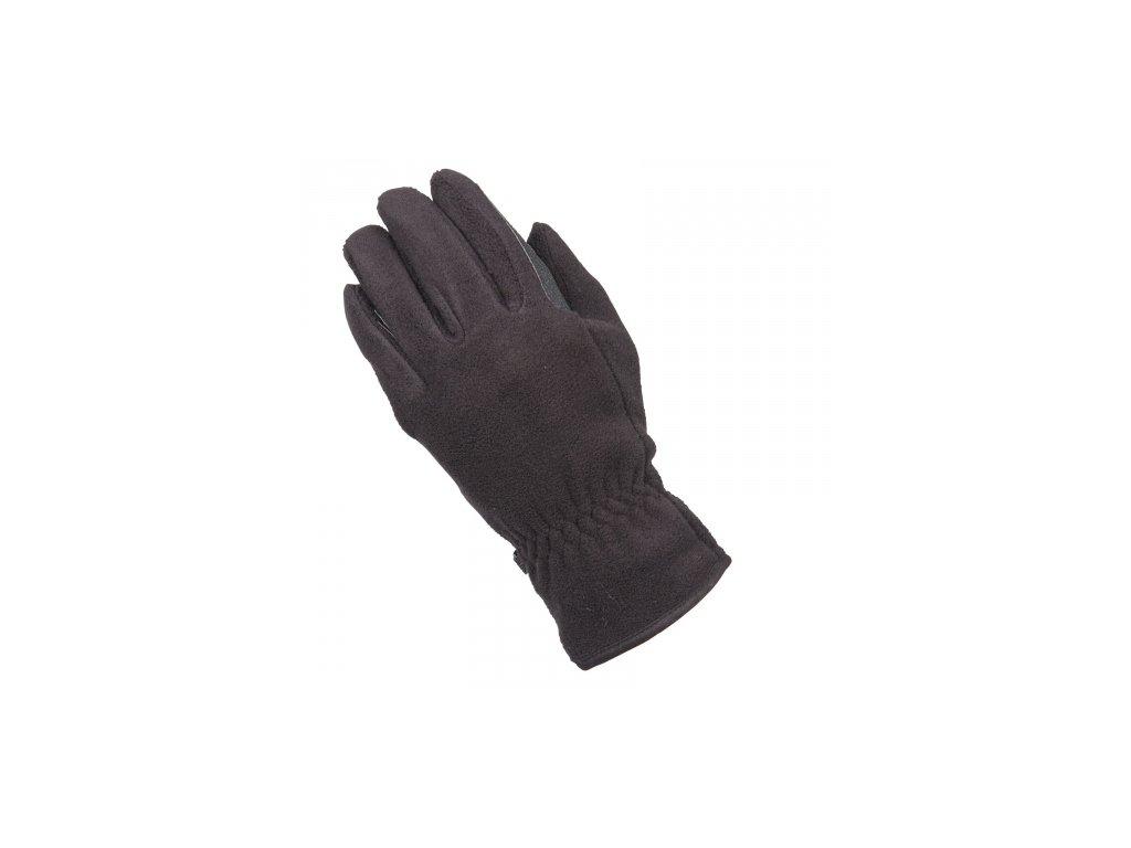 Rukavice jezdecké zimní ELT flecce