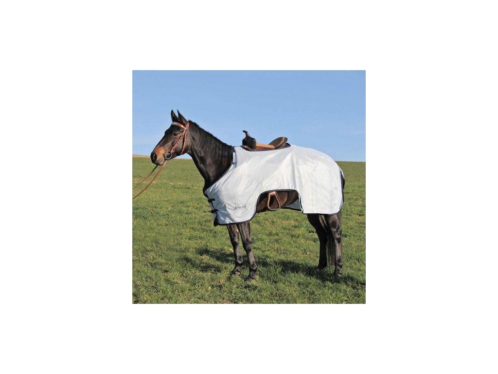Westernová deka proti hmyzu na vyjížďky